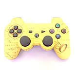 Map Wireless Joystick Bluetooth DualShock3 Sixaxis Rechargeable Controller gamepad for Sony PS3