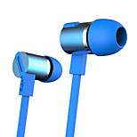 W800 3.5mm Noise-Cancelling Mike In Ear Earphone for Iphone and Other Phones(Assorted Colors)