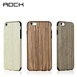 ROCK Apple's new style wood grain Total package soft shell business iphone 6 splus/plus(Assorted Color)