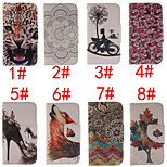 High-heeled Shoes Design PU Leather Case for IPone 6(4.7)/6S
