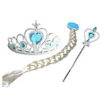 Halloween / Christmas / Children's Day / New Year Kid Princess series Costumes Halloween Props Crown / Headwear