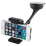 Rotação de 360 ° do bluetooth telefone titular de navegação GPS titular do telefone celular mãos-livres para telefone celular
