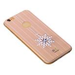 neve flor de diamante iphone6plus caso grafeno arrefecimento telefone etiqueta para iphone6plus proteger grávida de radiação