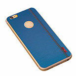 Classic Denim Jeans iPhone6 Plus Case Graphene Radiation Proof Flame-proof Cooling Phone Sticker  for Apple iPhone6 Plus