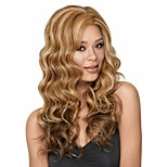 Fashion wig wave wig long Wigs for Africa women,Hair Synthetic Wigs Peruk