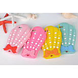 Silicone Material Bowknot Shells Style for iPhone 6 (Assorted Colors)