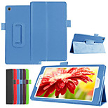 Dengpin PU Leather Litchi Texture with Stand Cover Case Skin for Asus Zenpad 7.0 Z370 (Assorted Colors)