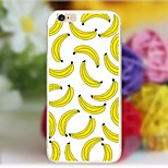 Banana bracket pattern TPU back Case For iPhone6/6s