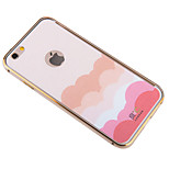 Fashion Cloud iPhone6 Plus Cover Anti-radiation Flame-proof Graphene Cooling Phone Sticker Case for Apple iPhone6 Plus