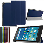 Dengpin PU Leather Tablet Protective Case Cover With Stand for Amazon 2015 kindle fire HD 8 (Assorted Colors)