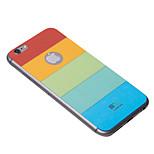 iphone6 multicolor além de cobertura de grafeno anti-radiação arrefecimento à prova de chamas caso de telefone pele etiqueta para