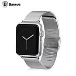 loop watch band for Apple Watch Iwatch Metal stainless steel mesh loop Hook closure clasp watch strap  42mm