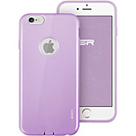 ESR® Yippee Color ALC Series Perfect Fit Ultra Thin Soft TPU Case for iPhone 6/6S -Fragrant Lavender