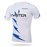 Rinding Fitness Breathable Quick-drying Short Sleeve T-shirt