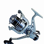 Molinetes de Pesca Molinetes de Isco de Carpa / Molinetes Rotativos 5.2:1 11 Rolamentos TrocávelPesca de Mar / Rotação / Pesca de Gancho