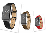 2015 Newest Hoco Original Leather Watchband for Apple Watch 38mm/42mm Assorted Colors