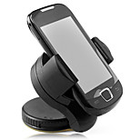 Universal 360degree Spin Car Windshield Mount Cell Mobile Phone Holder Bracket Stands For Smartphone GPS