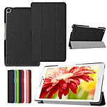 Dengpin PU Leather Tablet Protective Case Cover With Stand for Asus Zenpad 7.0 Z370C(Assorted Colors)