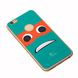 Fashion Cartoon iPhone6 Plus Case Anti-radiation Graphene Cooling Phone Stickers Case Cover for Apple iPhone6 Plus
