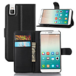 Elegant PU Leahter Wallet Holster Case Cover for Huawei Honor 7i (Assorted Colors)