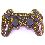 macchiato joystick wireless SIXAXIS bluetooth DualShock3 regolatore ricaricabile gamepad per Sony PS3