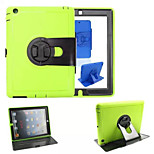 360⁰ Case Up Heavy Duty Waterproof Dust/Shock Proof with stand Hang cover Case For iPad 2/3/4(Assorted Color)