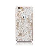 white rose stil weicher TPU Schutzhülle für iPhone 5 / 5s