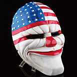 Payday 2 Dallas Resin Mask Cosplay Mask Masquerade For Halloween Party (1 Pc)