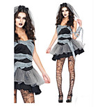Cosplay Adult Vampire Ghost Bride Zombie Witch Fancy Dress Halloween Costume