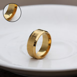 Personalized Gift Jewelry Golden  Bible Stainless Steel Engraved Rings