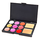 11 Eyeshadow Palette Mineral Eyeshadow palette Cream Normal Daily Makeup