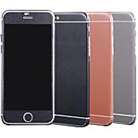 Modelo de cuero vendedor caliente de todo el cuerpo de guardia de pegatinas de cine para el iphone 6 más / 6s iphone plus (colores