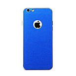 Shining Blue iPhone6 Plus Case Sticker Anti-radiation Cooling Phone Stickers Cover for Apple iPhone6 Plus