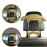 Car Auto Seat Headrest Clothes Coat Suit Jacket Stainless Metal Hanger Holder