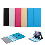 360 Degree Rotating Convenient Stand Bluetooth Keyboard Removable Case for Apple iPad mini 1/2/3 (Assorted Color)