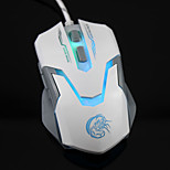 7-color Breathing Light Emitting High-quality Wired Mouse USB PC-backlit High-precision Mouse ESports Gaming Mouse