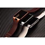Bluetooth 4.0 smartwatch wearable, freqüência cardíaca controle remoto infravermelho / / anti-perdeu para o Android / iOS smartphones