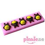 Cat  Fondant Cake Cake Chocolate Silicone Molds,Decoration Tools Bakeware