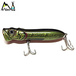 1Pcs Hard Bait Popper TOPwater Surface 110mm/20.3g Fishing Lure Baits