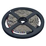 YouOKLight® 10 M 600 3528 SMD Sıcak Beyaz / Beyaz Kesilebilir / Bağlanabilir / Araçlar İçin Uygun / Kendinden Yapışkanlı 50 WDizili