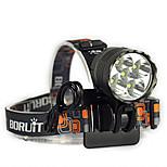 Налобные фонари Велосипедные фары LED 7000 Люмен 3 Режим Cree XM-L T6 18650Водонепроницаемый Перезаряжаемый Ударопрочный Тактический