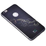 iphone6 preto mais caso anti-radiação arrefecimento grafeno telefone etiqueta caso de telefone à prova de fogo para iphone6 maçã mais