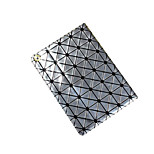Laser Drilling PU Leather Case Cover for iPad 2/3/4(Assorted Colors)