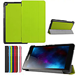 Dengpin PU Leather Tablet Protective Case Cover With Stand for Lenovo Tab2 A7-20F (Assorted Colors)
