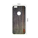 clásico jeans iPhone6 plus caso radiación grafeno prueba etiqueta engomada del teléfono refrigeración ignífuga para iPhone6 de manzana