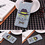 New Monster 1 Pattern Luminous Embossed Feel Phone Back Cover Case Protective Shell for iPhone 5/5S