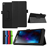 Dengpin PU Leather Litchi Texture with Stand Cover Case Skin for Lenovo Tab2 A7-20F (Assorted Colors)