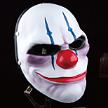 Fashion Festival Holiday Payday 2 Chains Resin Mask  Cosplay Mask Masquerade For Halloween Party (1 Pc)
