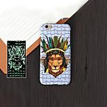 moda ultra-sottile monster 2 modello luminoso telefono fluorescenza della copertura posteriore dura di caso per il iphone 5 / 5s