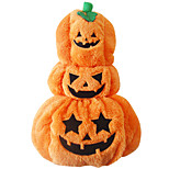 Fashion Pet Clother Halloween Pumpkin Cosplay Hoodies For Dogs / Cats